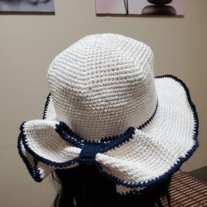 Other - Summer chochet hat